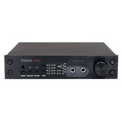 Benchmark DAC3 HGC 2 Digital Audio Converter Black