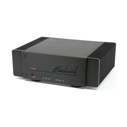 Benchmark AHB2 Stereo power amplifier black