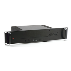 Benchmark AHB2 Stereo rack mount power amplifier black