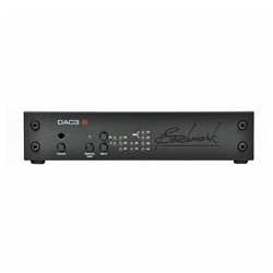 Benchmark DAC3 B 2 channel Digital Audio Converter Black