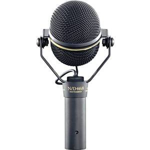 Electro-Voice N/D468 Instrument Mic
