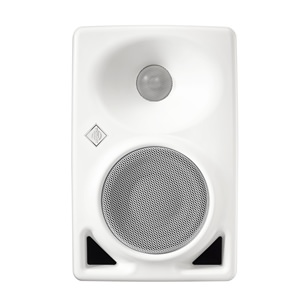 Neumann KH80 DSP White Studio Monitor single