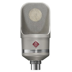 Neumann TLM107 Studio Set Nickel