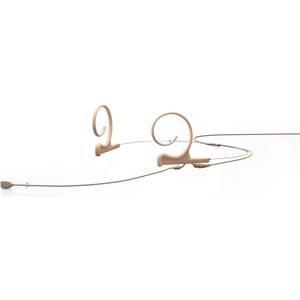 DPA FIOF10-2 Omni Dual Ear Headset Mic Beige