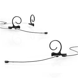 DPA FID88B34-2 Cardioid Dual Ear Headset Mic (black)
