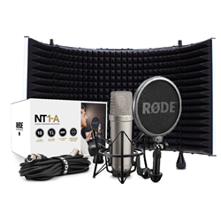 Rode NT1A Pack + Reflection Filter White