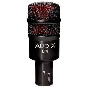 Audix D4 Instrument Mic