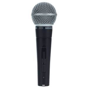 Shure SM58S Dynamic Mic W/Switch