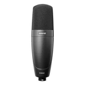 Shure KSM32 Condenser Mic Charcoal