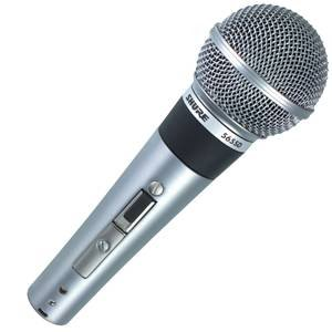 Shure 565SD Classic Dynamic Vocal Mic