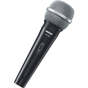 Shure SV100-A Speech Mic with Pouch and Mic Holder