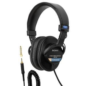 Sony MDR7506 Pro Closed Headphones