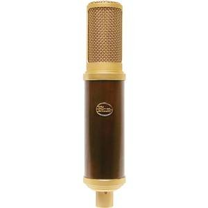Blue Woodpecker Ribbon Mic