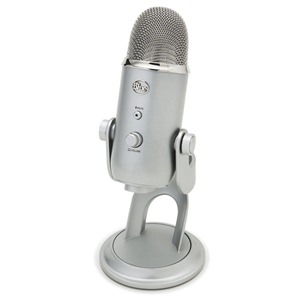 Blue Yeti Studio USB Mic