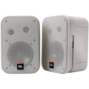 JBL Control 1 Pro Speakers White