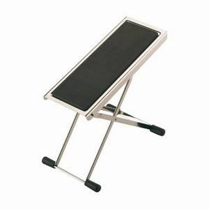 K&M 14670 Footrest Nickel