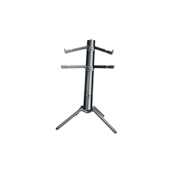 K&M 18860 Spider Pro Black Keyboard Stand