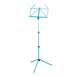K&M 10010 Music Stand Blue