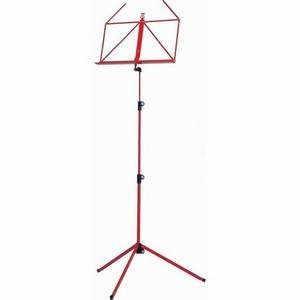 K&M 10010 Music Stand Red