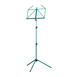 K&M 10010 Music Stand Green
