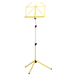K&M 10010 Music Stand Yellow