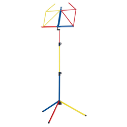 K&M 10010 Music Stand Rainbow