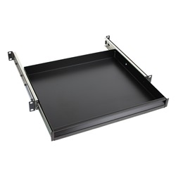 1U Sliding Rack Draw/Shelf