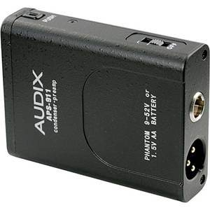 Audix APS911 Battery Power Adapter