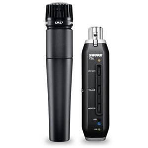 Shure SM57-X2U Instrument Microphone