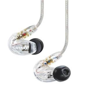 Shure SE215 Clear Earphones