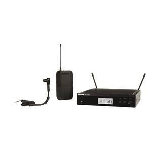 Shure BLX14R/B98 Beta 98H/C Rack Instrument System Channel 38