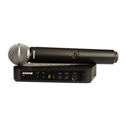 Shure BLX24/SM58 Wireless System with SM58 CH38