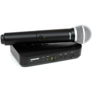 Shure BLX24/PG58 Vocal System CH38