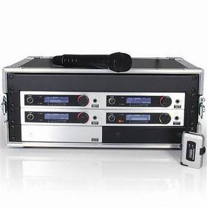 Trantec S5.3 Rack-4 System with Remote Kit CH38