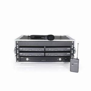 Trantec S4.16L Rack-4 System with Remote Kit CH38