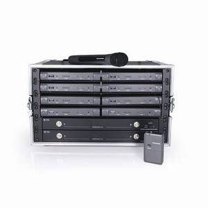 Trantec S4.16L Rack-8 System with Remote Kit CH38