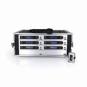 Trantec S5.3L Rack-6 System with Remote Kit CH38