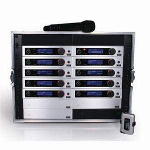 Trantec S5.3L Rack-10 System with Remote Kit CH38
