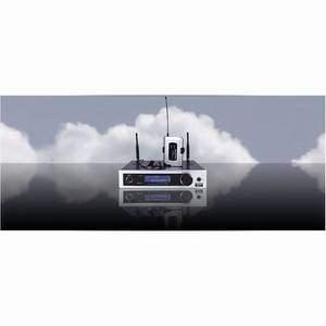 Trantec S5.3 Lapel X2 System CH38