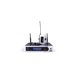 Trantec S5.5 Lapel X2 System CH38