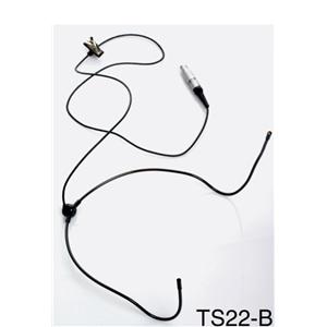 Trantec HM-22 TS22-BR Headworn HI-Q Mic Black LEMO 4Pin
