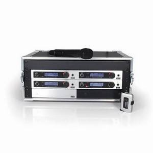 Trantec S5.3 Rack-4W System without Remote Kit CH38