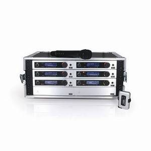Trantec S5.3 Rack-6W System without Remote Kit CH38
