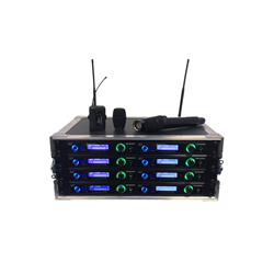 Trantec S5.5 Rack-4W System without Remote Kit CH38