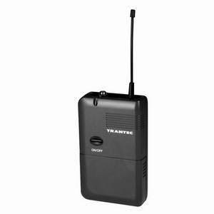Trantec S4.16-BTX-G3W Beltpack Transmitter CH38