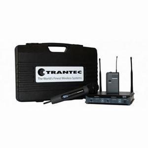 Trantec S4.16RX2-HL HH & Lavalier System CH38