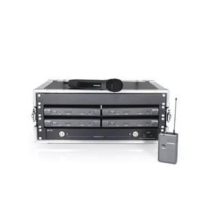 Trantec S4.16-RX2-G3-Rack-4W 2xDual System CH38