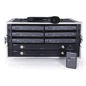 Trantec S4.16-RX2-G3-RACK-6W 3xDual System CH38