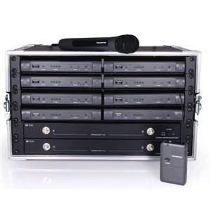 Trantec S4.16-RX2-G3-Rack-8W 4xDual System CH38