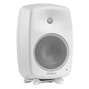 Genelec 8040BWM Active Studio Monitor White